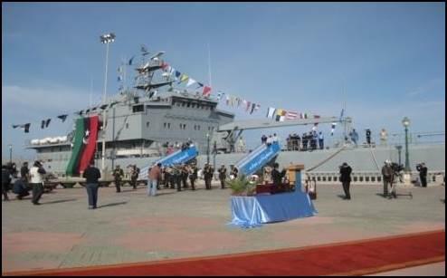 libyan-navy